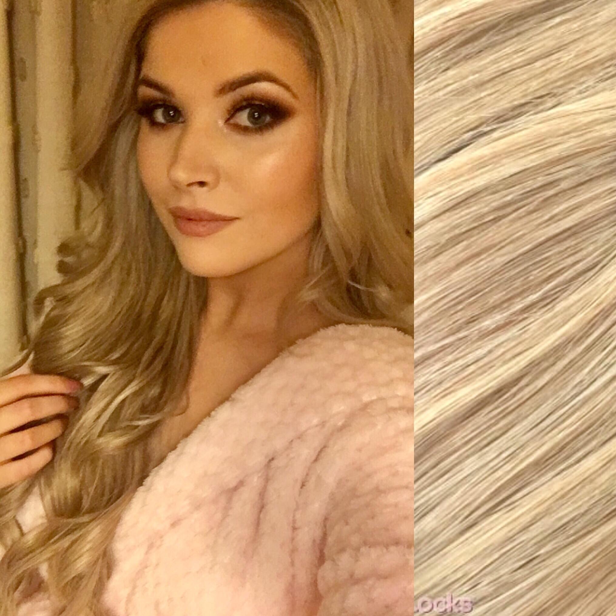 Perfect fake blonde